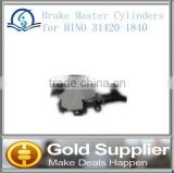 Brand New Brake Master Cylinders for HINO 31420-1840 with high quality and low price.