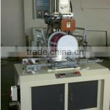 HK400 Flat round plastic cup printing Heat transfer printing machine for bottles heat transfer
