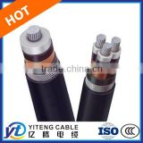 Power Station Application 33KV High Voltage Copper/ Aluminium Cable Underground XLPE Cable