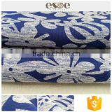 New design cheap clothing burn out soft textile stocklot fabric