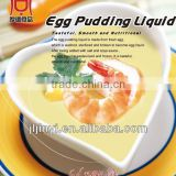 FROZEN EGG PUDDING LIQUID