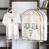 Clothes Garment Suit Dust proof Cover Window Clothes Cover