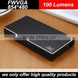 Best Price and High Quality 1000 Lumens 854 x 480 Pixels 1080P Full HD Mini DLP LED Pocket Projector