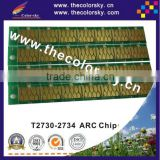 (ARC-E-T2730R) ARC auto reset inkjet ink cartridge chip For Epson T2730 T2731 T2732 T2733 T2734