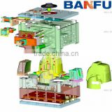 Guangzhou manufacturers supply mould processing plastic mold manufacturing plastic processing