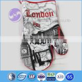 alibaba china kitchen accessories textile design cotton oven glove
