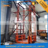 hydraulic small residential cargo lift goods lift