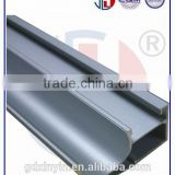Aluminium mullion/Frame profile ,Aluminium profile widely used in windows&doors,made by superb Aluminum handle profile