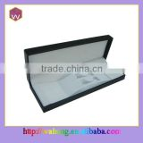 Luxury Black Paper Pen Gift Packaging Box Fountain Pen Storage Box Wholesale