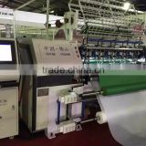 Second Hand Computer Shuttle Multi Needle Quilting Machine