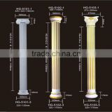 5101PU column ships and Roman columns&roman pillar pillar type /home decortive materials