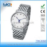 stainless steel fashion lady watch for small wrist OEM brand watch can print your own logo