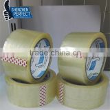 China Manufacturer! Strong Adhesion Custom Clear Self Adhesive Bopp Tape For Carton Sealing And Packaging