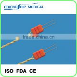 ENT dual disposable needle electrodes / Facial palsy needle