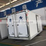 cheap ckd refrigerated truck body/fiberglass car bodies/frp van body panel