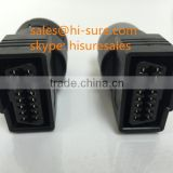 heavy duty connector deutsch connectors J1708/J1939 to obd2 adapter for heavy duty truck diagnostic scan tool