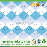Latest products in market nonwoven fabric material,wallpapers,printed pattern mat