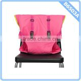 Brand Portable Baby/Kids Chair Child High Chairs Seat Belts Safety Belt Folding Dining Feeding