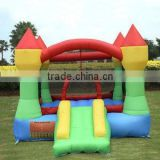 Outdoor playground bounce castle/ inflatable frozen jumping caslte