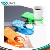 Hot sale Customzied coffee Cup Holder Clip