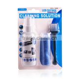 reusable and lower price laptop screen cleaning kit, camera cleaning kit with 3 in 1 kit