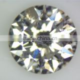 Natural diamond loose round brilliant cut f i1 1.00 cts loose for jewelry
