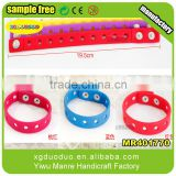 2015 with 10 years experience baseball rubber band bracelets for boys