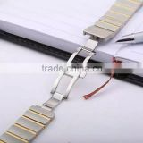 for Apple Watch Stainless Steel Metal Watch Strap Band with Adapter