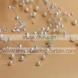 Supply Artificial Pearl Beaded Branches Spray for Wedding Tree Centerpieces