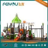 Feiyou Amusement China gold supplier CE TUV ISO BV certificated Magic Tree House Series Outdoor Playground Equipment 13FY15701