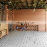 outdoor wpc hollow decking board,plactic decking boain wood plastic composite flooring hollow decking boards
