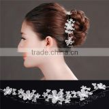 MYLOVE crystal rhinestone hair accessory flower bridal head dress MLF103