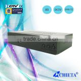 Mstar7T01 Chipset Best Products Digital MPEG4 H.264 Decoder HD DVB-T2 Terrestrial TV Receiver