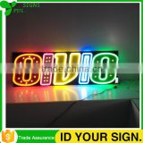 High Quality Advertising Neon Animated Led Sign