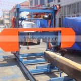 China wholesale band sawmill,portable wood circular sawmill,bandsaw sawmill(MS1000D Diesel Engine model)