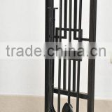 5-pcs forged steel Fireplace tool set