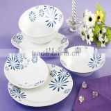 turkish dinnerware set porcelain,hotel crockery,germany dinner set porcelain
