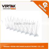 Creditable partner wall stainless steel anti bird spike , bird repellent spikes , bird deterrent spikes