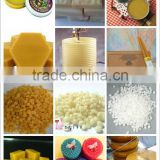 Hot sale lowest price natural pure candle/cosmetic/food grade beeswax