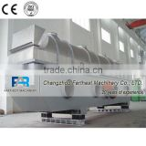 Vibrating Motor Driving Fluid Bed Dryer System For Poultry Feed