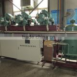 Parallel Bitzer compressor condensing unit, rack compressor unit, central condenser unit for
