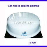 Boat using mobile tv satellite antenna ,new design~
