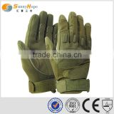 Sunnyhope Hot Sale Combat Army Gloves Custom Assault Military Gloves Police Shooting Tactical Gloves