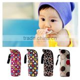 Travel Milk Water Warmer Heater Bottle Bag For Baby Kids
