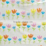 Fashion Pattern Printed Plastic Tablecloth pvc Table cover