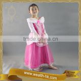 Pink Colour Beauty Princess Dress