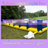 2014 inflatable soccer field