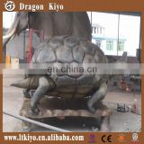 2016 life size simulation sea animals for amusement park