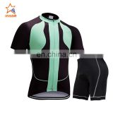 China Wholesale cycling clothing/clothes cycling wear Men Custom blank Sublimation cycling jersey sets teams manufacturer