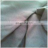 rayon twill fabric dyed in solid navy color for fashion garments